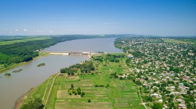 TOP tourist places of Dubossary