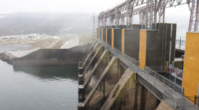 Representatives of tourist organizations of Pridnestrovie visited the Dubossary hydroelectric power station